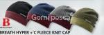 SHIMANO CUFFIE BREATH HYPER+C FLEECE KNIT CAP