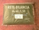 RETI BILANCIA 3 FILI MT. 1.50X1.50