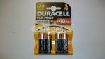 DURACELL STILO AA PLUS POWER 1.5V